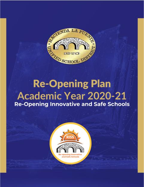 Re-Opening Plan